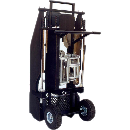 Backstage Equipment Hybrid Dolly Parts Cart