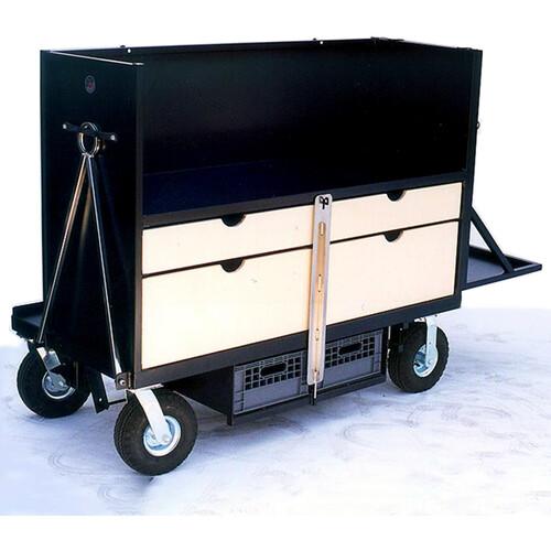 Backstage Equipment Craft-Service Cart