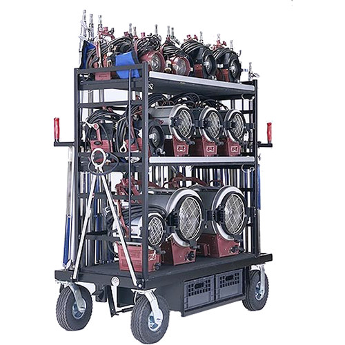 Backstage Equipment Head Cart