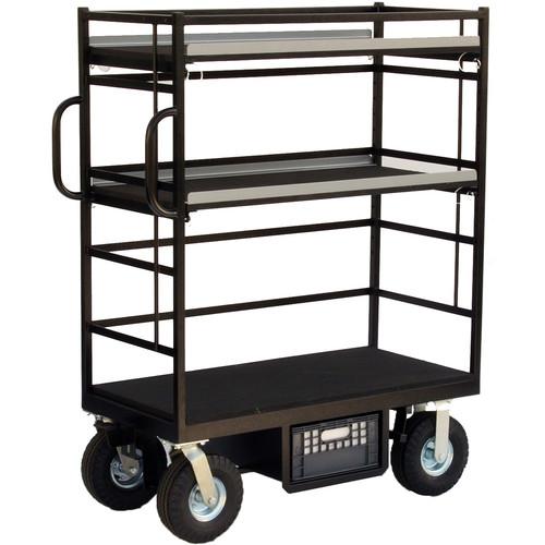Backstage Equipment Head Mini Cart