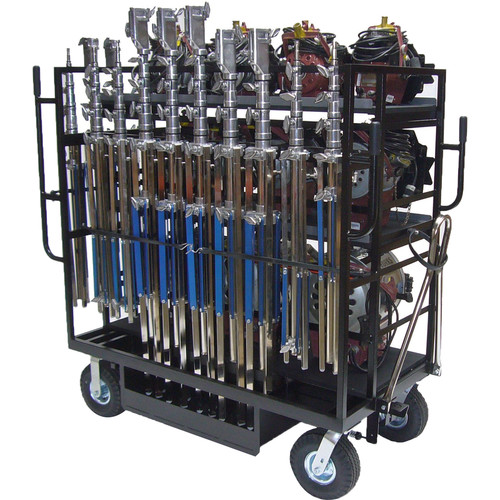Backstage Equipment Head Cart Plus
