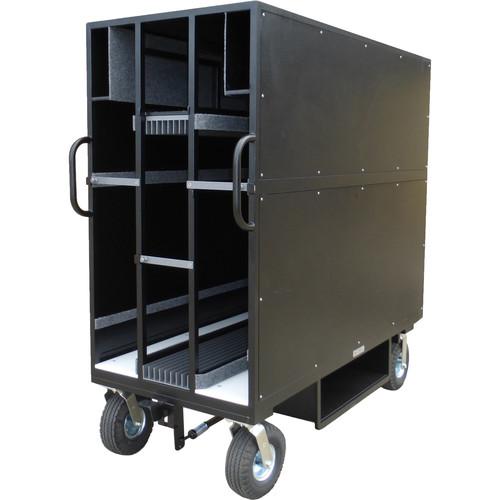 Backstage Equipment SkyPanel 360 Cart (Dual)