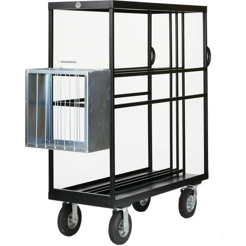 Backstage Equipment 4 x 4 Mini Cart