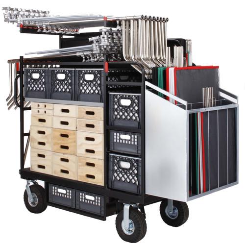 Backstage Equipment Super Duz-All Cart
