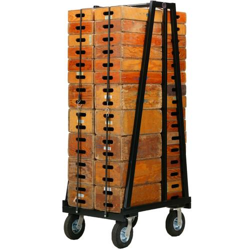 Backstage Equipment Apple Box Cart