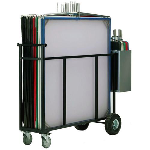 Backstage Equipment 4 x 4 Coaster Junior Cart