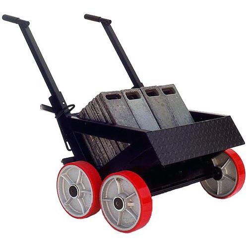 Backstage Equipment Super Mario Weight Cart