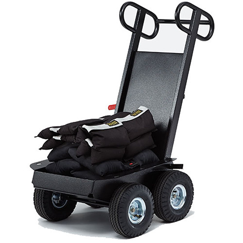 Backstage Equipment Cable/Sand Bag Mini Cart