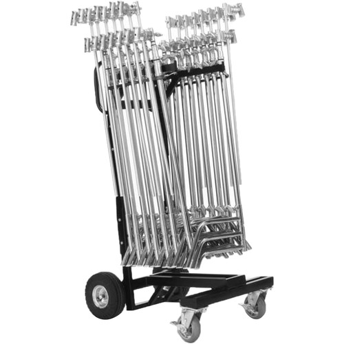 Backstage Equipment C-Stand Cart (Collapsible)