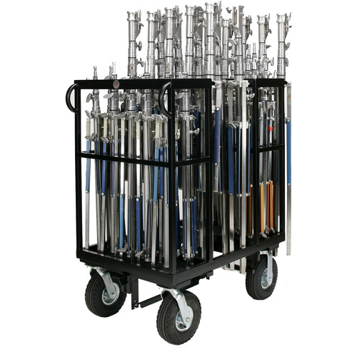Backstage Equipment Combo Stand Cart