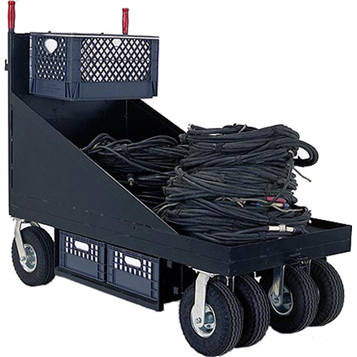 Backstage Equipment Whip Distro Cart