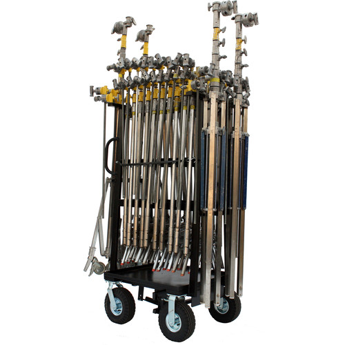 Backstage Equipment Combo/Hi-Roller Junior Cart