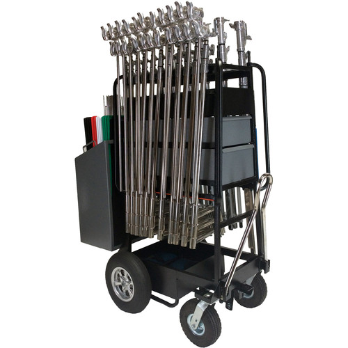 Backstage Equipment C-Stand/Combo Utility Cart
