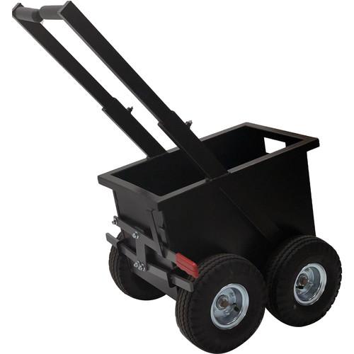 Backstage Equipment Shot Bag Cart