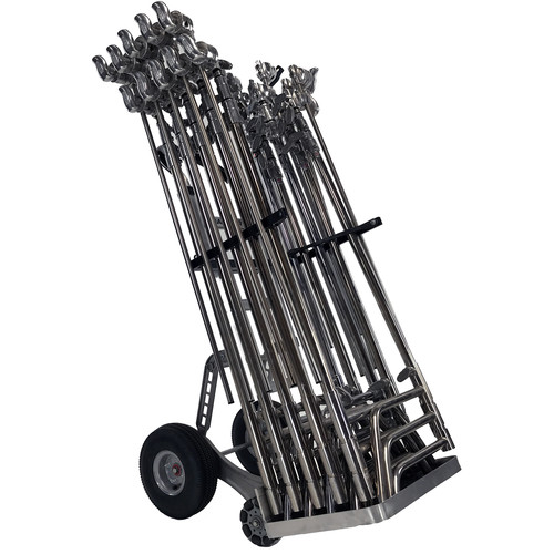 Backstage Equipment Magliner Self-Stabilizing C-Stand Cart
