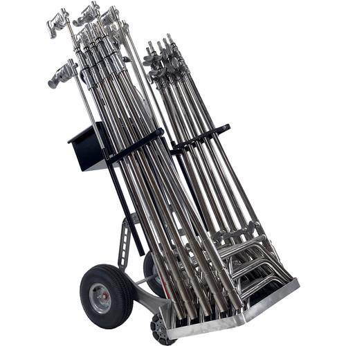 Backstage Equipment Magliner Self-Stabilizing C-Stand Cart (UK)