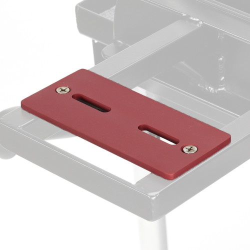 Backstage Equipment Mag Dove Tail Plate