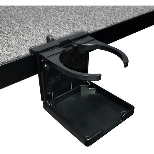 Backstage Equipment Foldable Cup Holder for Magliner Shelf