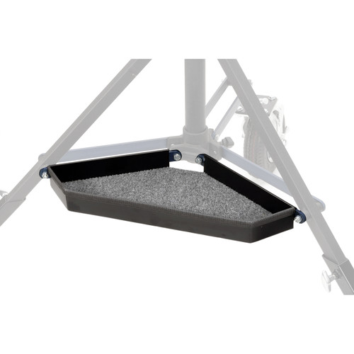 Backstage Equipment Utility Tray for American Steadi-Cam Stand