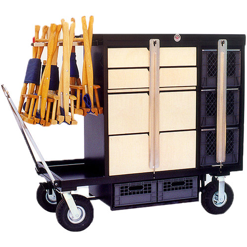 Backstage Equipment Prop and Crate Cart