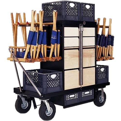 Backstage Equipment Large Prop Cart