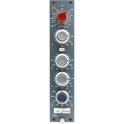 BAE 1084 Mic Pre/EQ Module