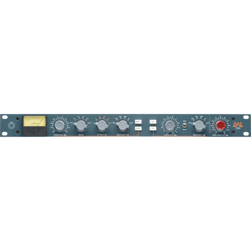 "BAE 10DC Compressor/Limiter (19"" Rackmount with No Power Supply)"