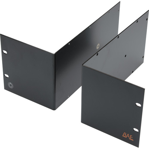 BAE 500-Series Rack Ears to Rackmount 6-Space Lunchbox (3 RU)
