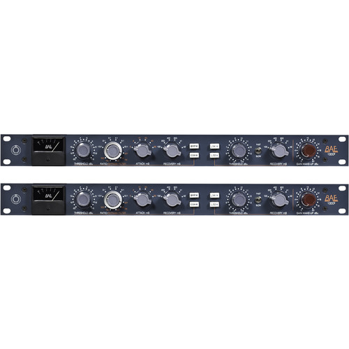 BAE 10DCF Compressor/Limiter with Power Supply (Pair)