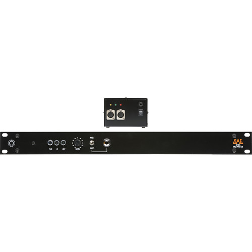 BAE 312A Rackmount and Module (Single, With Power Supply)