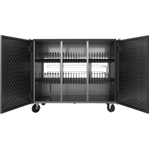 Balt Odyssey XL 48 Device Chromebook & Tablet Charging Cart