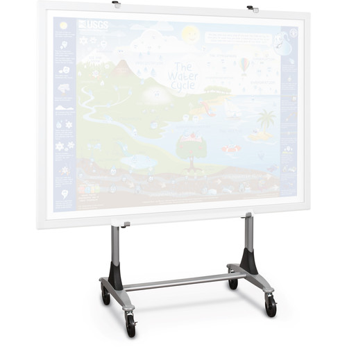 Balt Genius Stand Mobile Interactive Whiteboard Stand