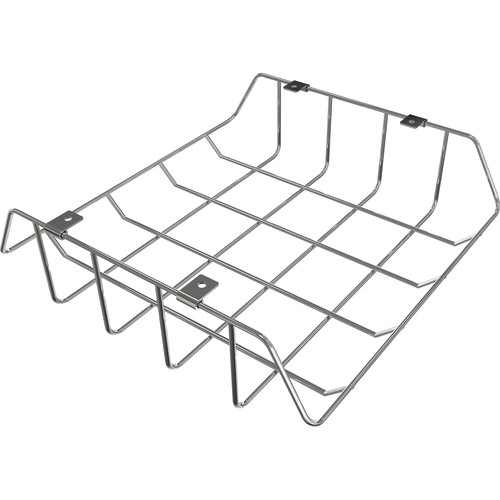 Balt Wire Book Box for Snap Boomerang Desk (Chrome)