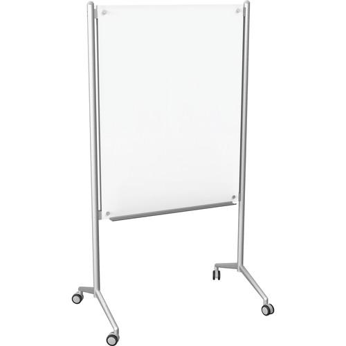 Balt Enlighten Mobile Glass Whiteboard (4 x 3')