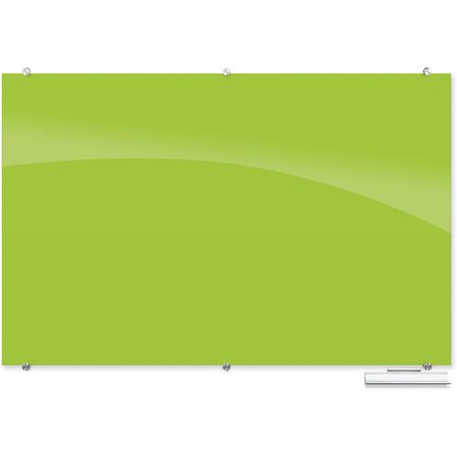 Balt 4 x 6' Visionary Glass Board (Lime Green)