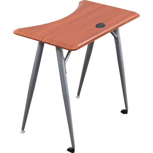 Balt iFlex Printer Table (Cherry/Platinum)