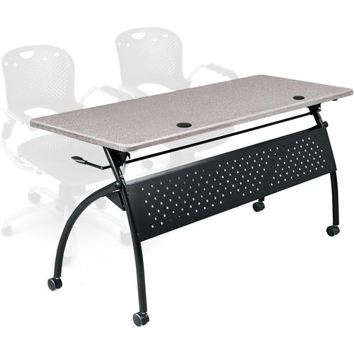 "Balt Chi Flipper Table (60"", Gray Nebula)"