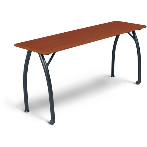 "Balt Mentor Seminar Table (60x20"", Cherry)"