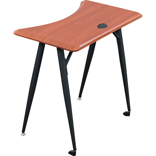 Balt iFlex Printer Table (Cherry/Black)