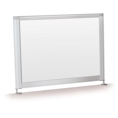 "Balt Desktop Privacy Panel (17 x 21.5"", Porcelain Steel)"