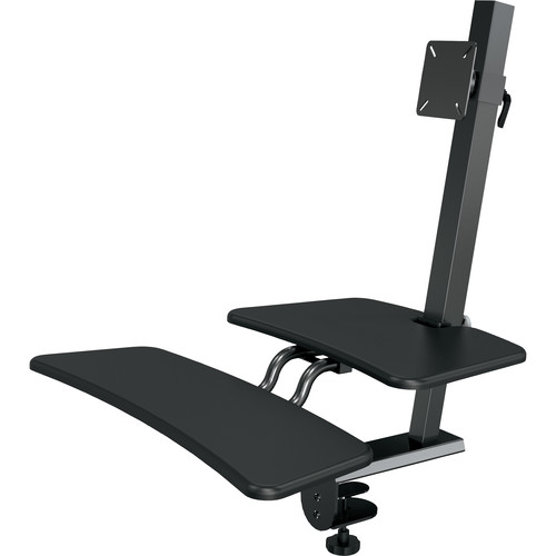 Balt Up-Rite Desk Mounted Sit and Stand Workstation (Single Mount Unit)