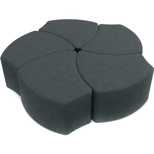 Balt Economy Shapes Modular Lounge Seat (Set of 5)