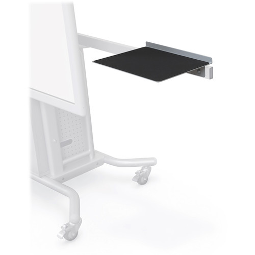 Balt Adjustable Sidewing Arm & Shelf for iTeach 2 Mobile Electric IWB Stand