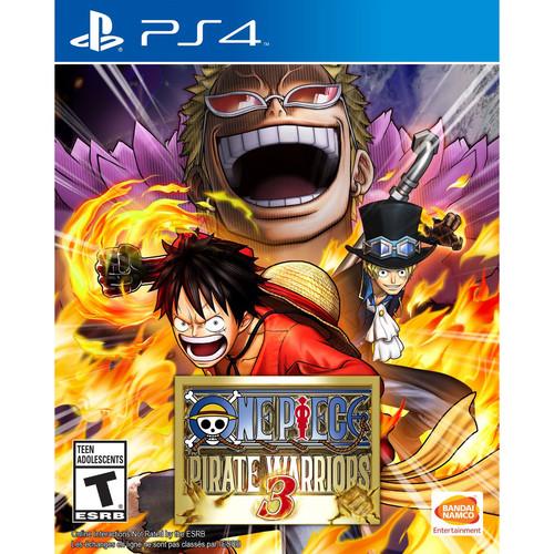 BANDAI NAMCO One Piece: Pirate Warriors 3 (PS4)