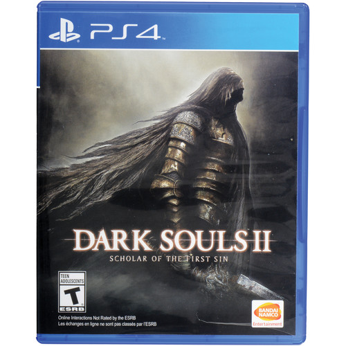 BANDAI NAMCO Dark Souls II: Scholar of the First Sin (PS4)