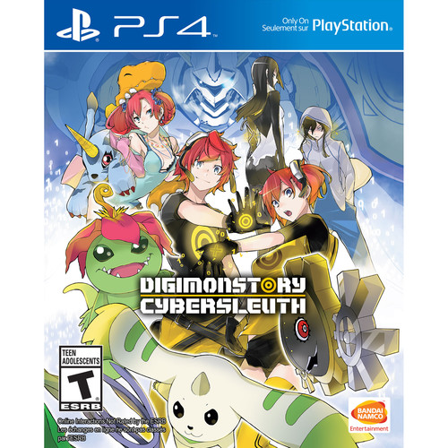 BANDAI NAMCO Digimon Story Cyber Sleuth (PS4)         12045