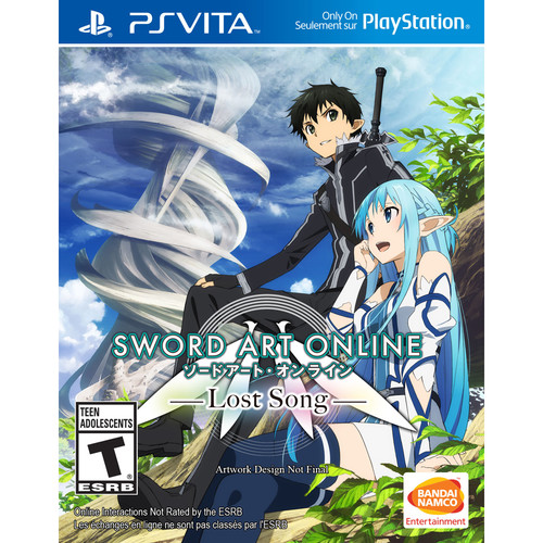 BANDAI NAMCO Sword Art Online: Lost Song (PlayStation Vita)