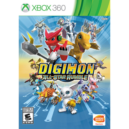 BANDAI NAMCO Digimon All-Star Rumble (Xbox 360)