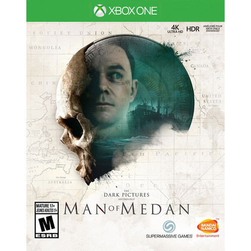 BANDAI NAMCO The Dark Pictures Anthology: Man Of Medan (Xbox One)