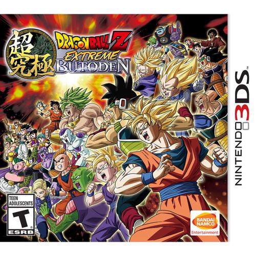 BANDAI NAMCO Dragon Ball Z: Extreme Butoden (Nintendo 3DS)